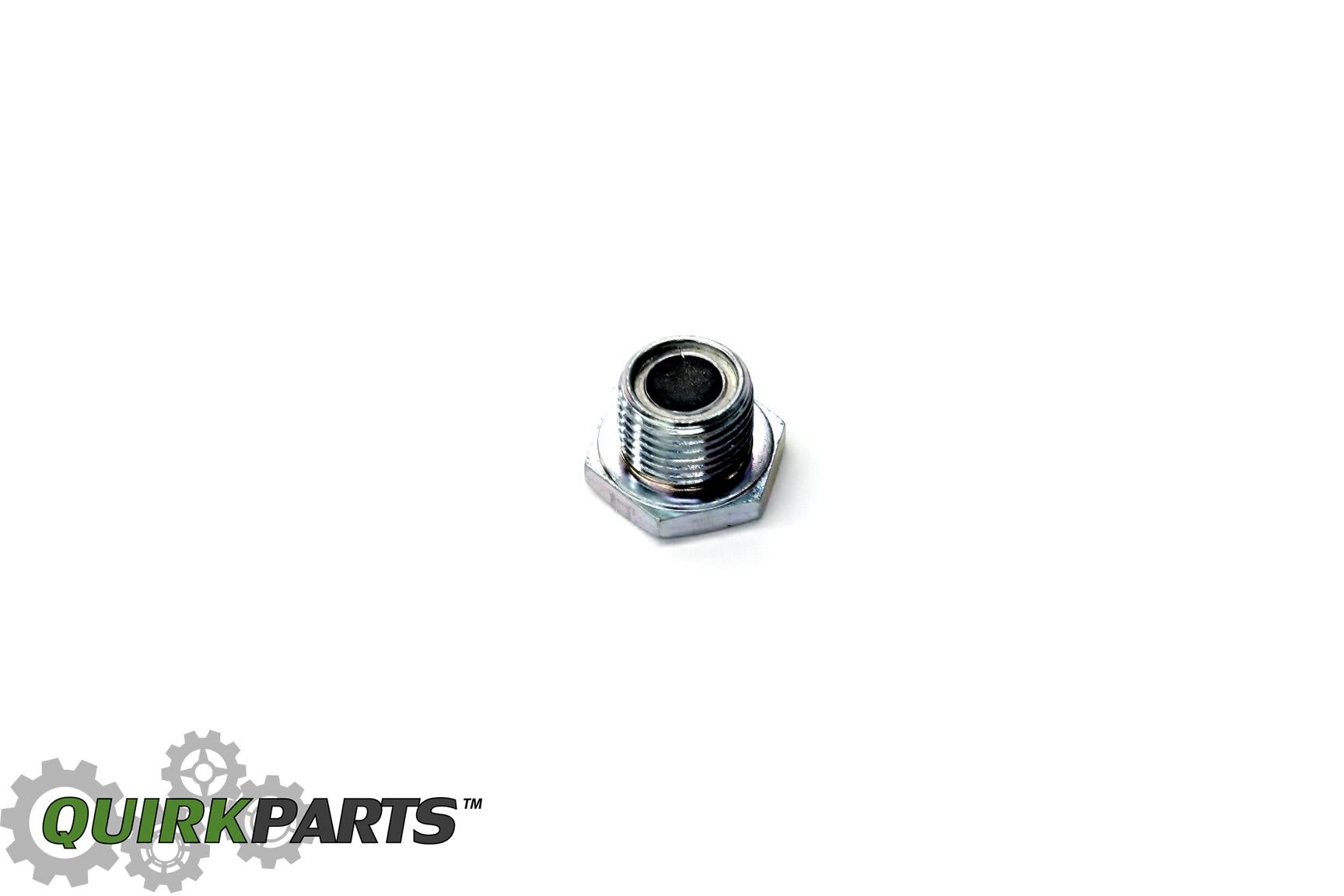 Mazda Miata Cx 7 Cx 9 Mpv Oil Drain Plug With Magnet Oem