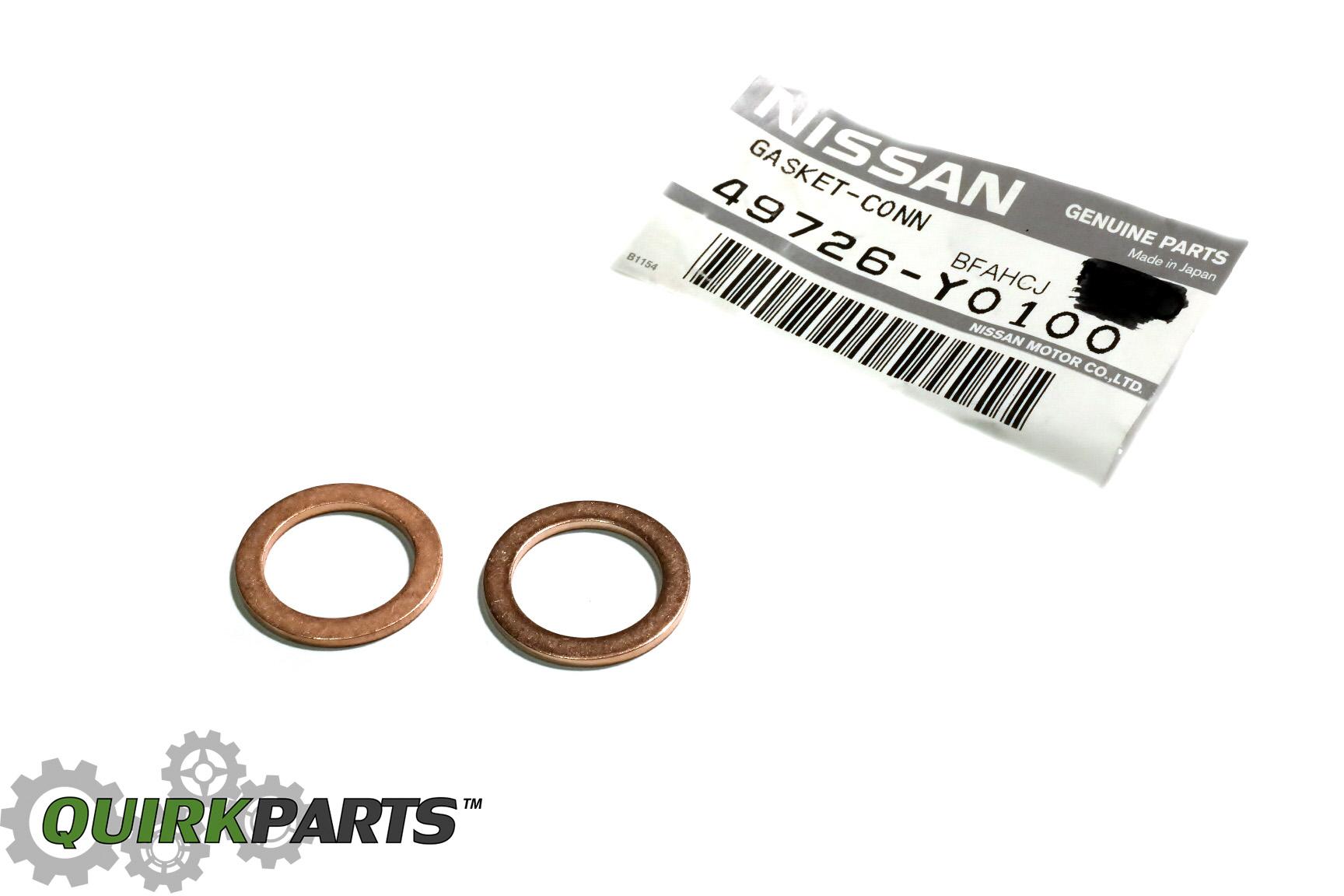 Nissan Maxima Murano Two 2 High Pressure Power Steering