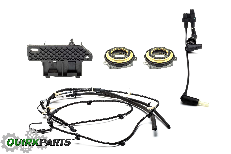 Ford F150 4x4 Auto Lock Hub Actuator Vacuum