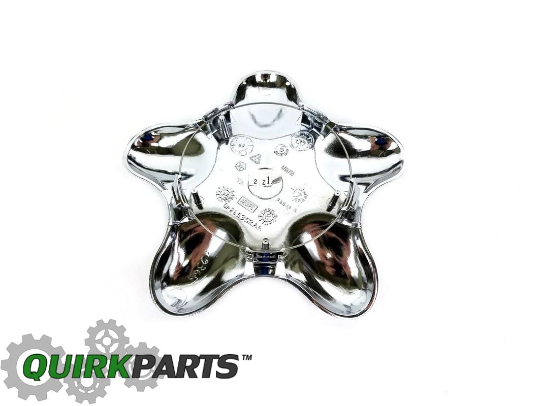 99 02 Chrysler Plymouth Prowler Chrome Wheel Center Cap