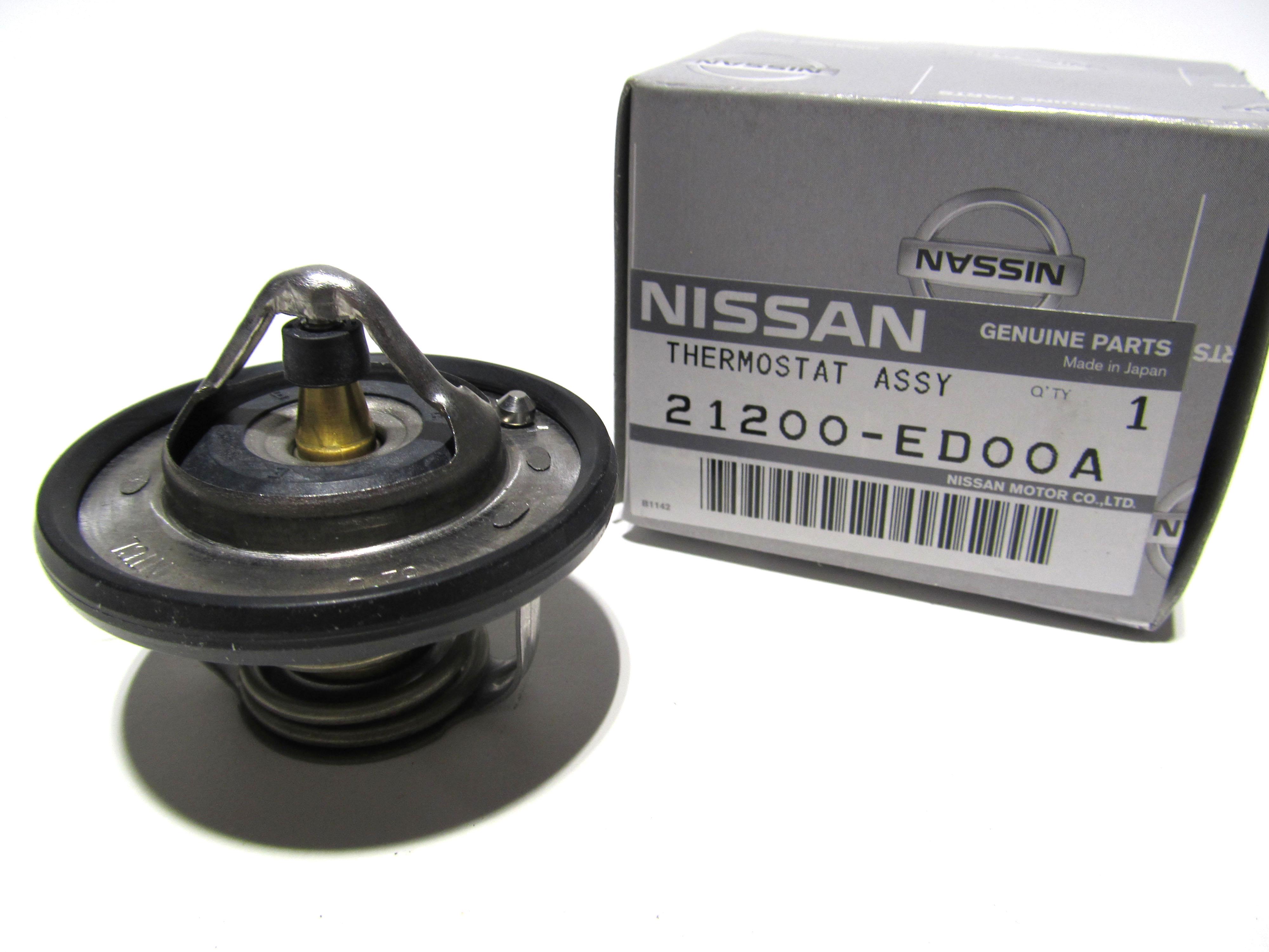 2013 Nissan Juke Sl Thermostat Location