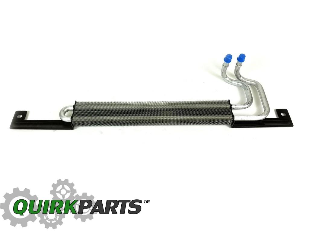 New Mopar 5 9l 6 7lsel Power Steering Oil Cooler 03 10