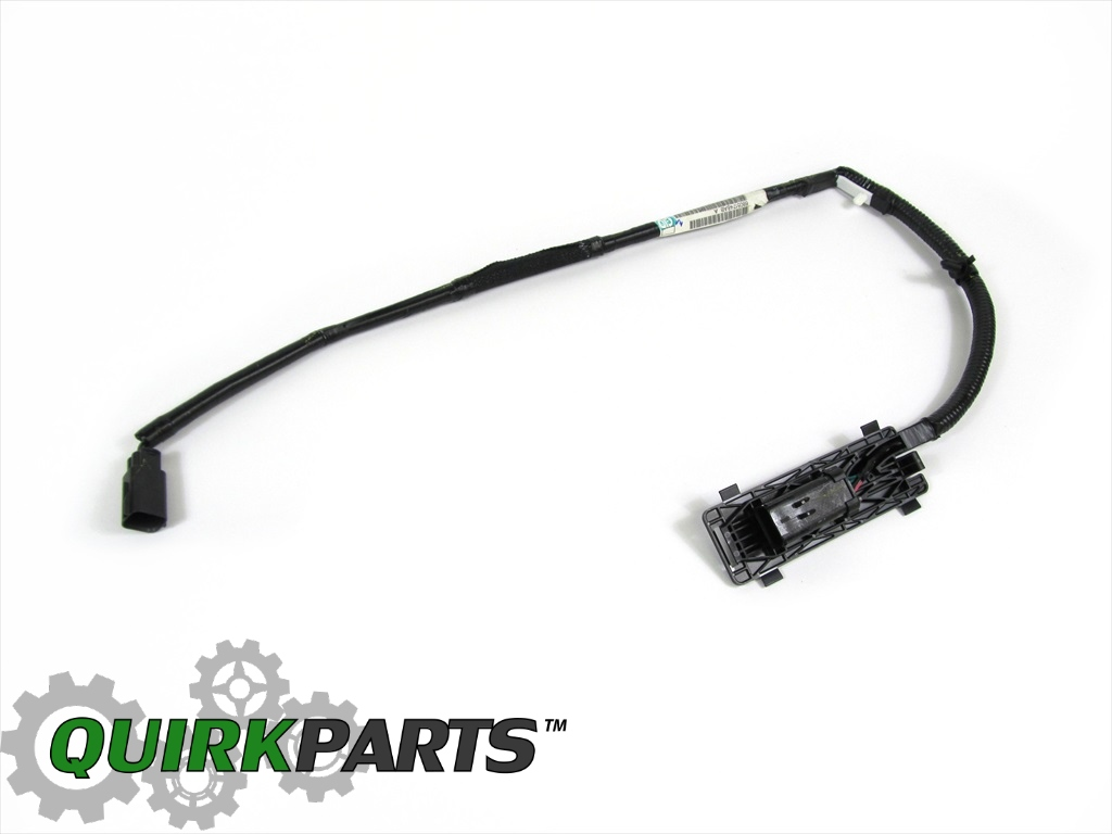 Dodge Ram Rear View Camera Jumper Wiring Harness Mopar Genuine