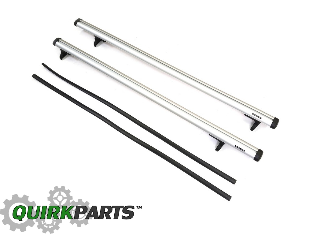 Jeep Compass Removable Roof Rack Cross Bars