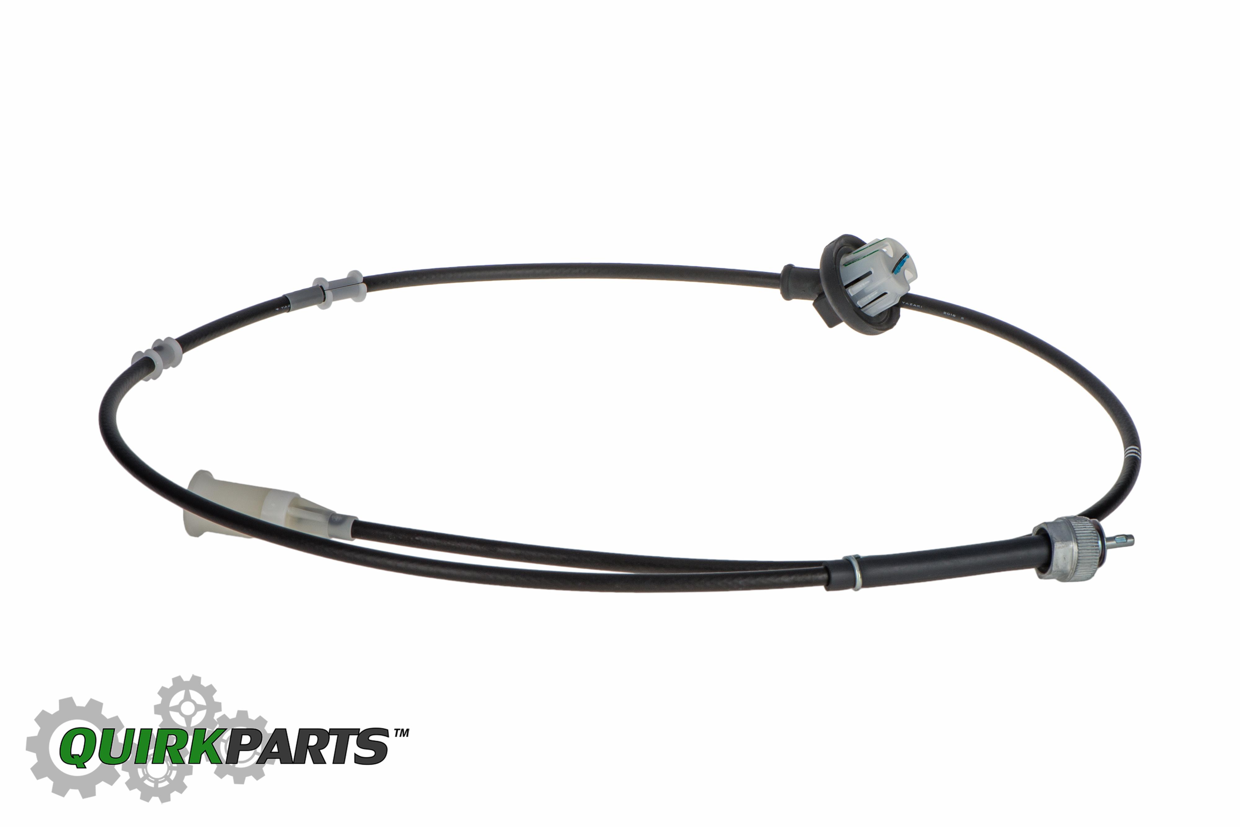 Mazda Miata Speedometer Cable Manual