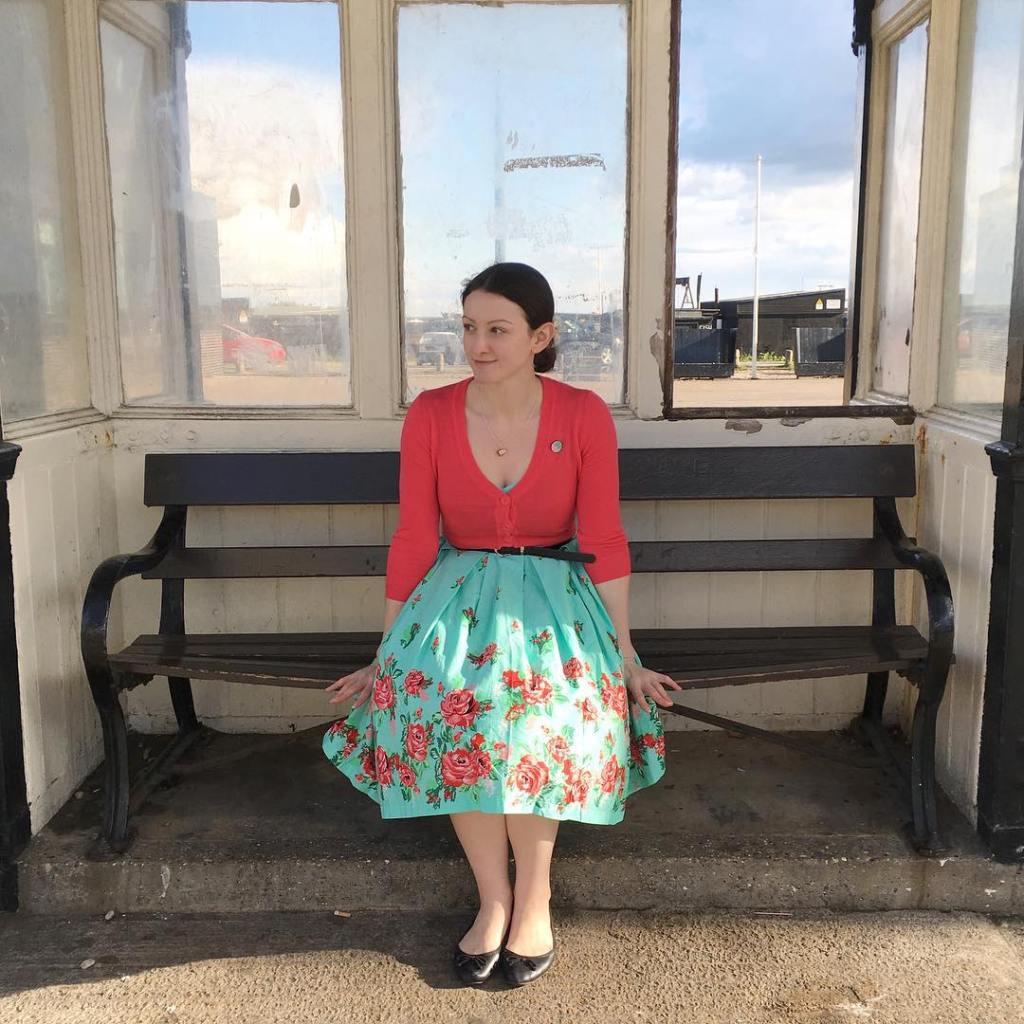 Parisian Chic: Lindy Bop's 'Bernice' Dress