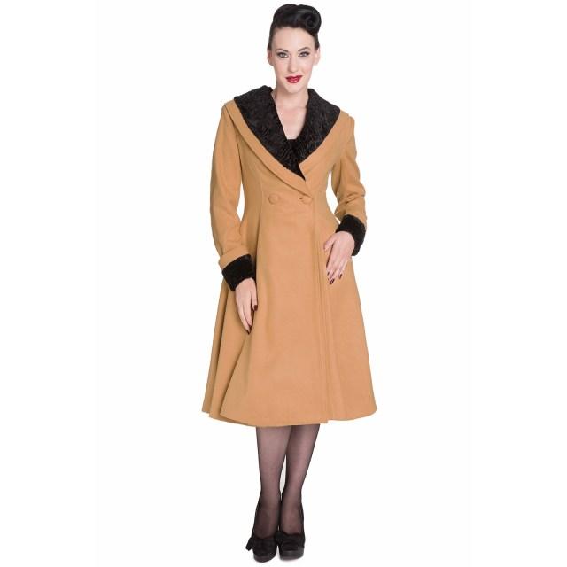Image of the Vivien coat