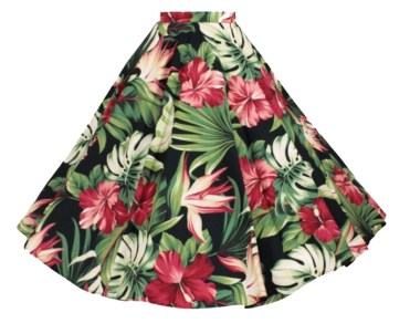 image of vivien of holloway hawaiian skirt