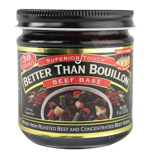 Better Than Bouillon really is better!