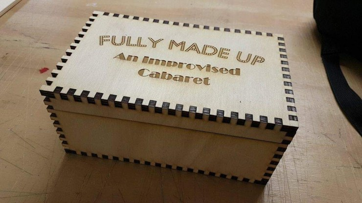 Fully Made Up - Audience Suggestion Box