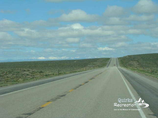 straight road, photos passenger side