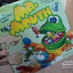 Mr. Mouth - board games