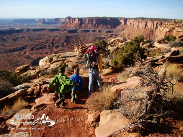 Island in the Sky District - Canyonlands National Park