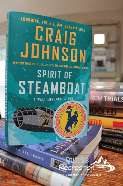 One Book Wyoming - Spirit of Steamboat: A Walt Longmire Story