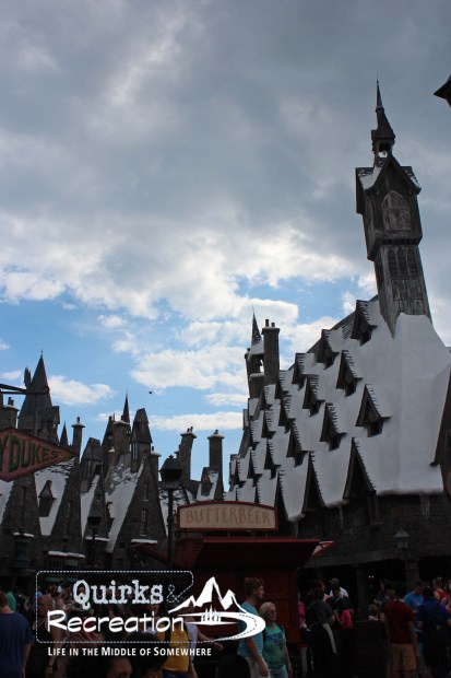 Hogsmeade - Islands of Adventure, Universal Orlando