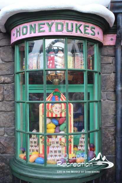 Honeydukes candy shop - Islands of Adventure, Universal Orlando