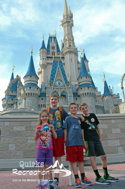 cinderella castle Disney World Magic Kingdom