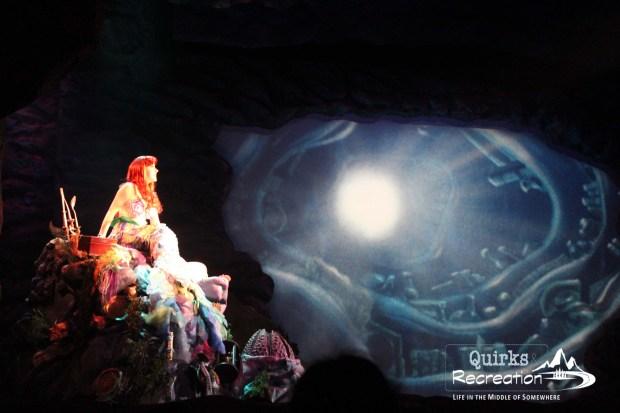 Little Mermaid show at Hollywood Studios - Walt Disney World