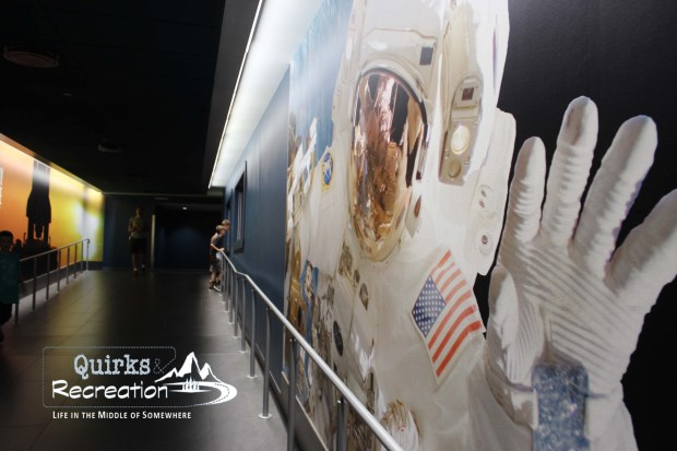 astronaut mural Kennedy Space Center