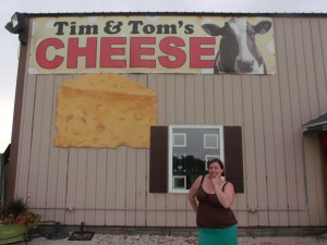 Tim & Tom's Cheese Shop