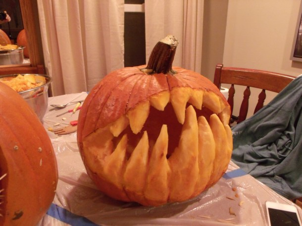 Deep Sea Pumpkin