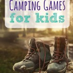 Need to keep the kids entertained? Check out 55+ camping games for kids