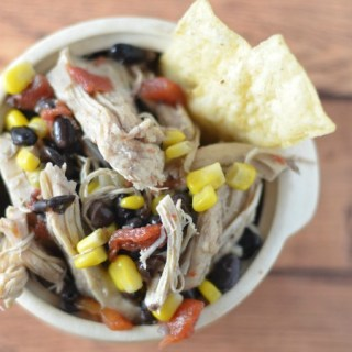 Tortilla soup recipes are quickly becoming one of our favorite things to eat! Plus when you make it in a crockpot that makes it even more awesome!