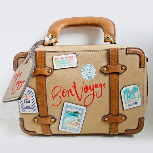 Bon Voyage handbag from Accessorize