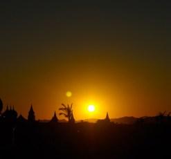 egyptian-sunset