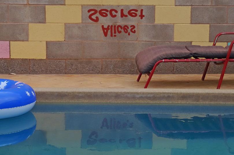 Alice's Secret - Alice Springs