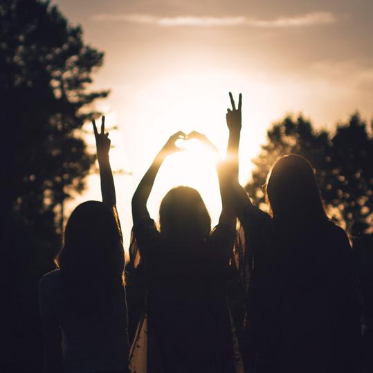 Peace, Love and Sunshine!