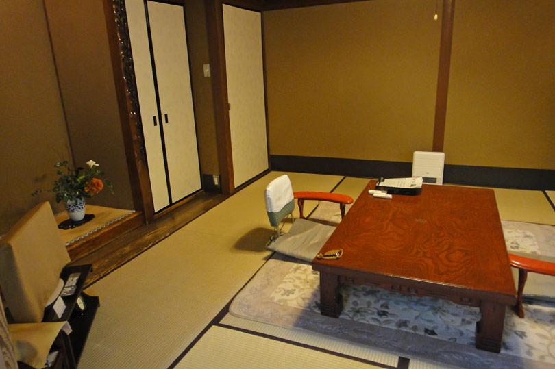 Japanese Ryokan Experience