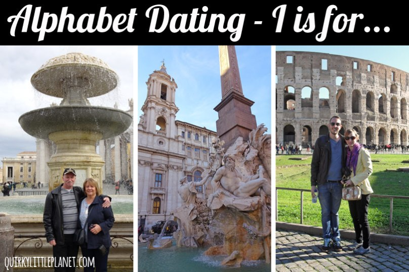 Alphabet Dating - I is for Italy