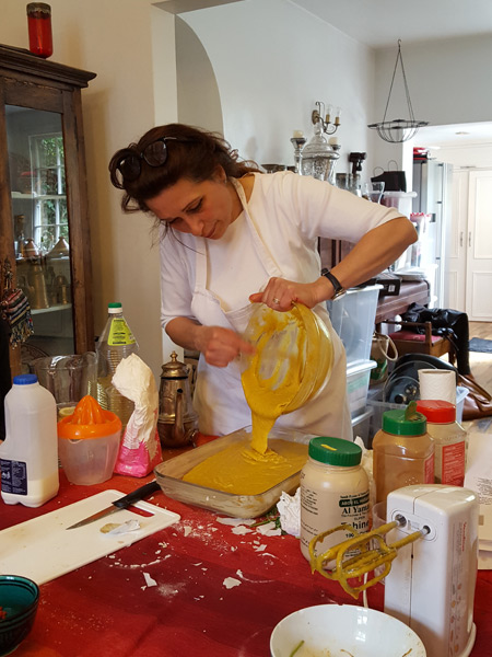 Samara Cuisine - Moroccan and Lebanese cooking class