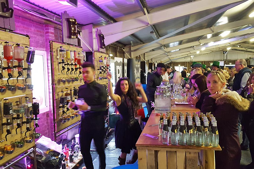 The UK's biggest gin festival
