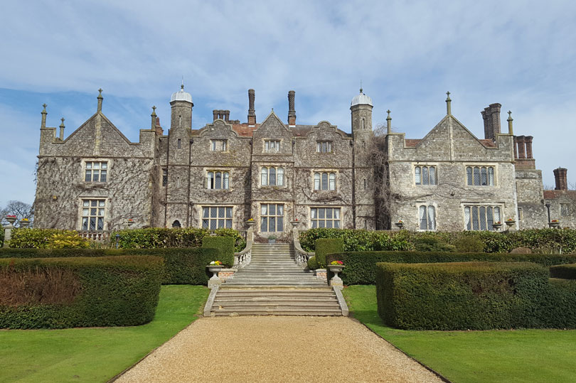 Eastwell Manor - a lovely spa break in Kent