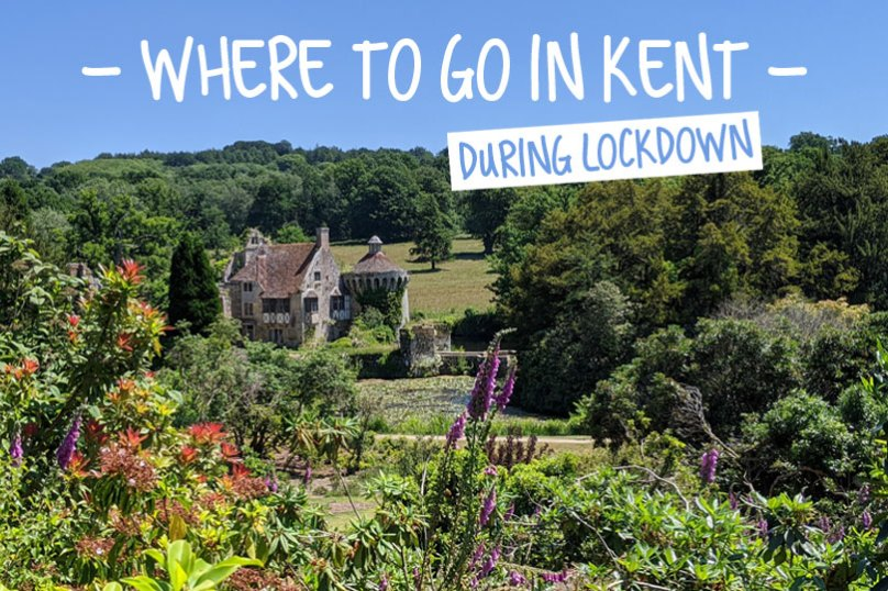 Where to go in Kent during lockdown