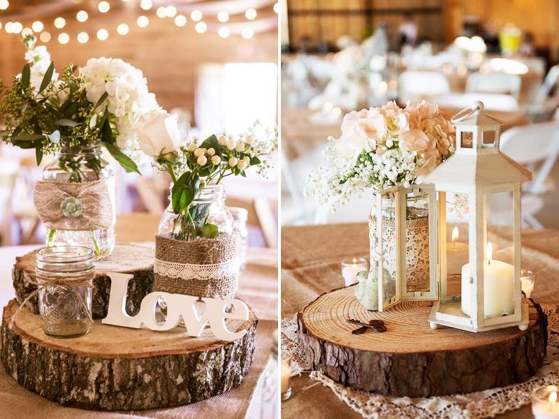 Quirky Wedding Centerpieces