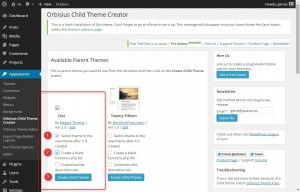 5 Easy Steps to Create a Child Theme