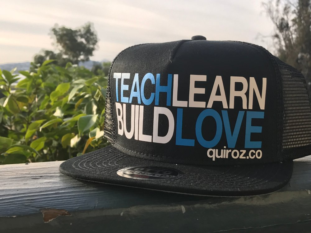 Teach Learn Build Love