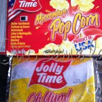 Pop Corn salé (et sans gluten!)