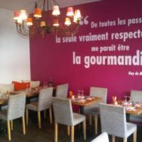 Restaurant Le Duo à Cagnes sur Mer (sans gluten sans le savoir !)
