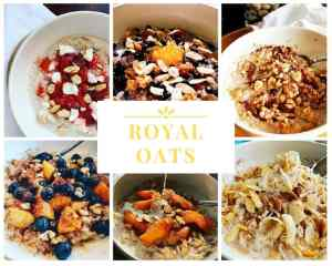 Royal Oats Grid