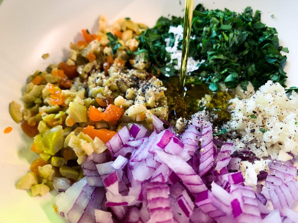 Green Olive Salsa Verde_ingredients