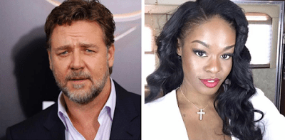 Azealia Banks: Russell Crowe Called Me N-Word, Choked And Spat On Me