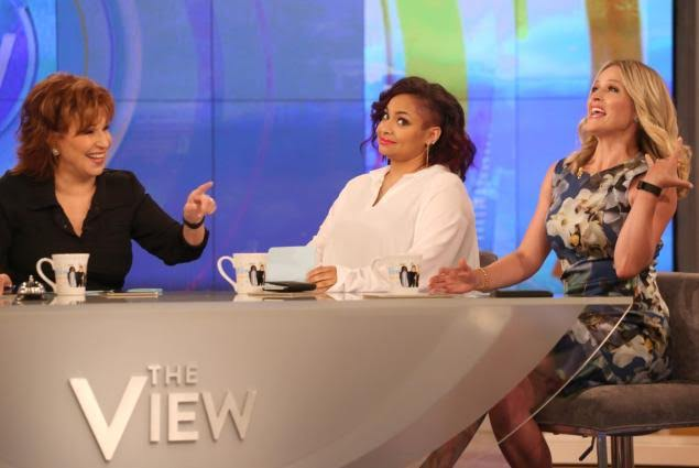 Raven-Symoné leaving 'The View' for 'That's So Raven' spinoff