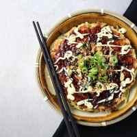 Basic okonomiyaki