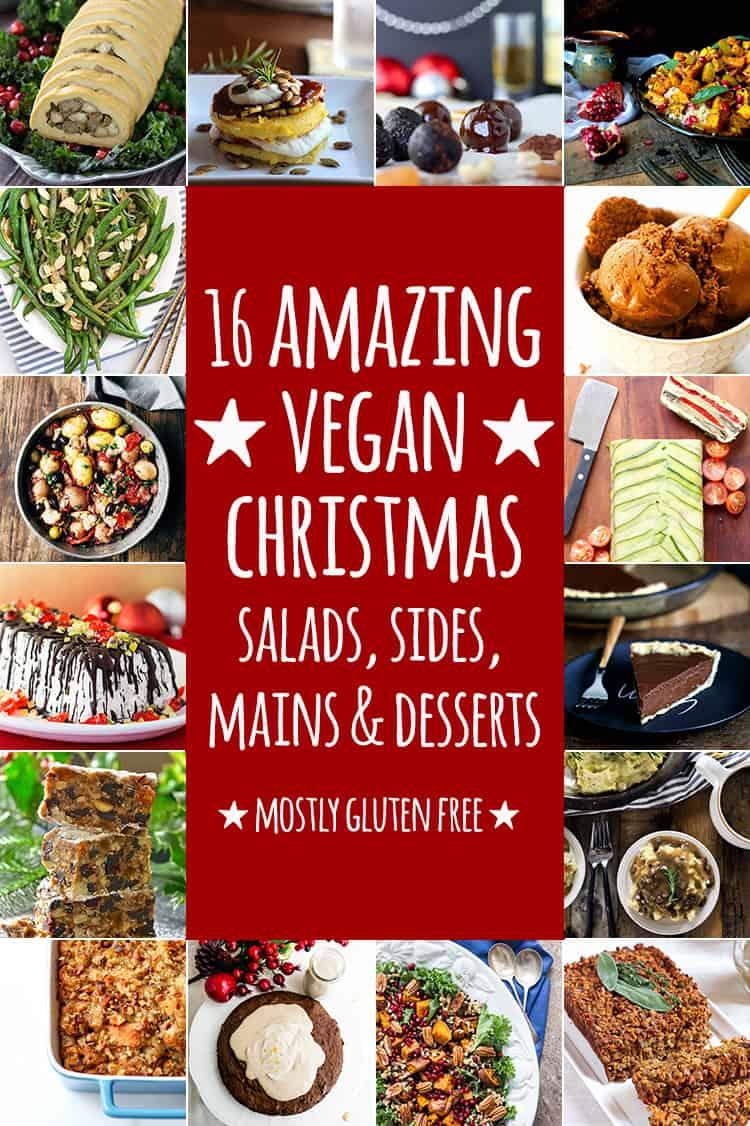 16 amazing vegan Christmas salads, sides, mains and desserts | Quite ...