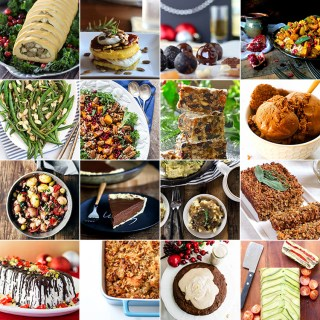 Still not sure what to make? Here are 16 amazing vegan Christmas salads, sides, mains and desserts to inspire you. Mostly gluten free.
