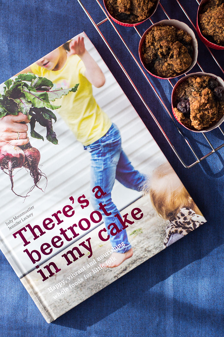 There's a beetroot in my cake book review.